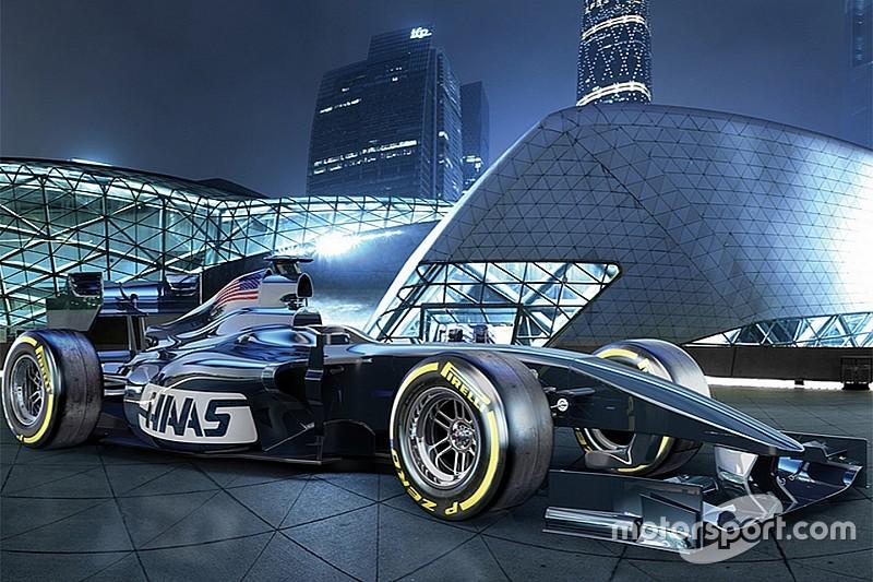 """Haas: """"Het is niet arrogant om in debuutseizoen voor punten te gaan"""""""
