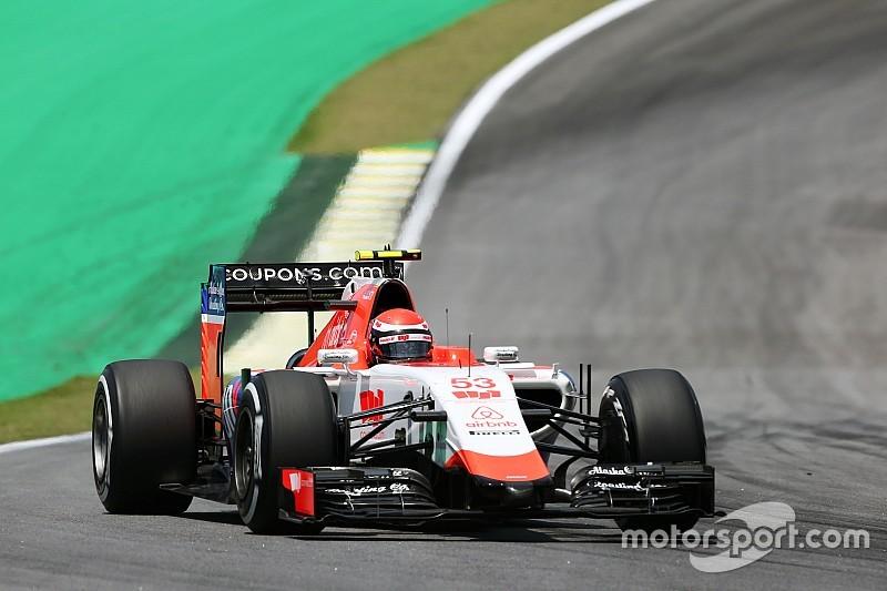 Alexander Rossi bei Manor noch im Rennen