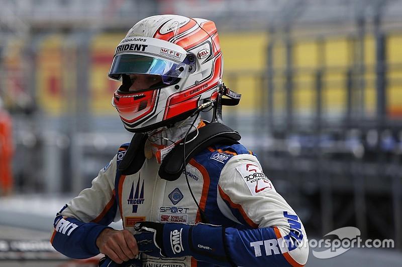 Ghiotto promoveert met Trident naar GP2