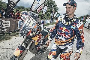 Dakar Breaking news Dakar veteran Viladoms calls time on rally career
