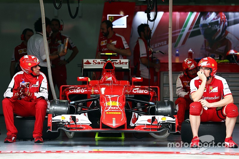 f1 new car releasereleases audio of new F1 car fireup