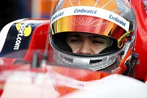 Fórmula V8 3.5 Entrevista Pietro Fittipaldi defende mudança de categoria visando F1