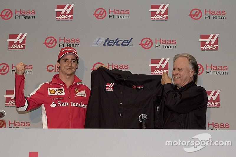 Gutierrez vê como alvo para Haas dar maior número de voltas