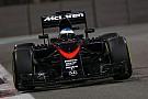 El nuevo McLaren, con demasiada potencia