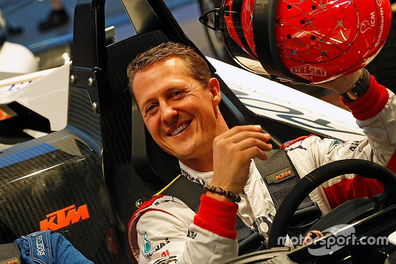 """Kehm hopes Schumacher is """"back with us"""" one day"""