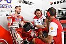Prima giornata di test poco indicativa per il team Ducati