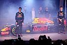 Presentata a Londra la livrea 2016 della Red Bull