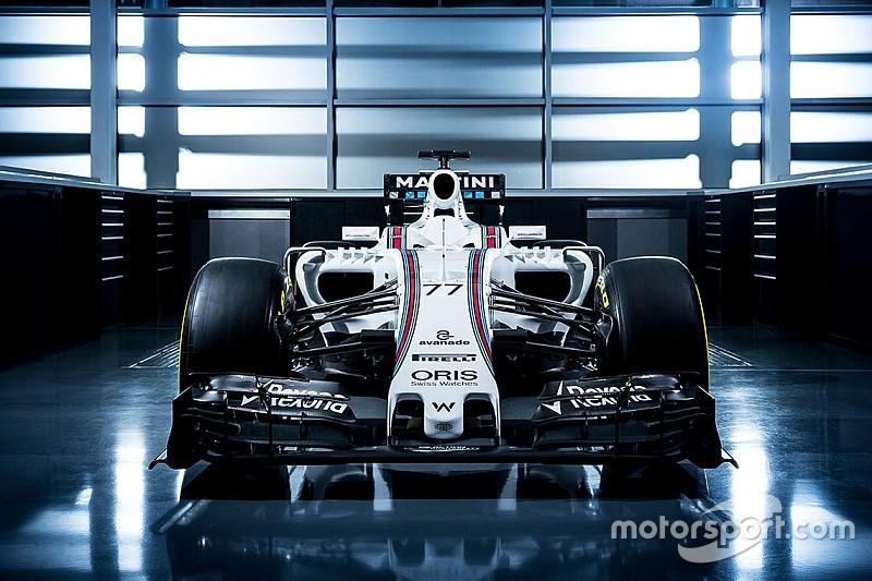 Williams trabajó para mejorar en las curvas lentas