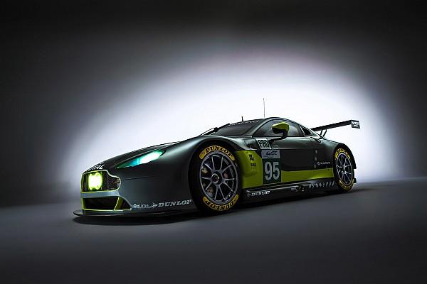 Aston Martin confirma Rees na LMGTE-Pro para 2016