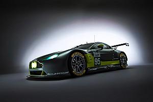 WEC Últimas notícias Aston Martin confirma Rees na LMGTE-Pro para 2016