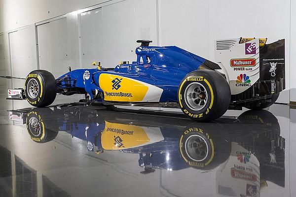 Viel Blau mit Gelb: Das Sauber-Design in der Formel 1 bleibt gleich