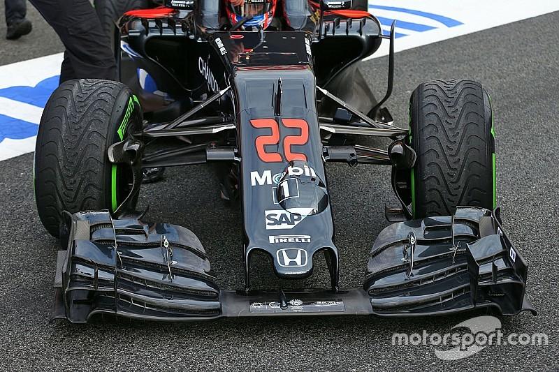 Onthuld: De innovatieve ophanging van de McLaren MP4-31