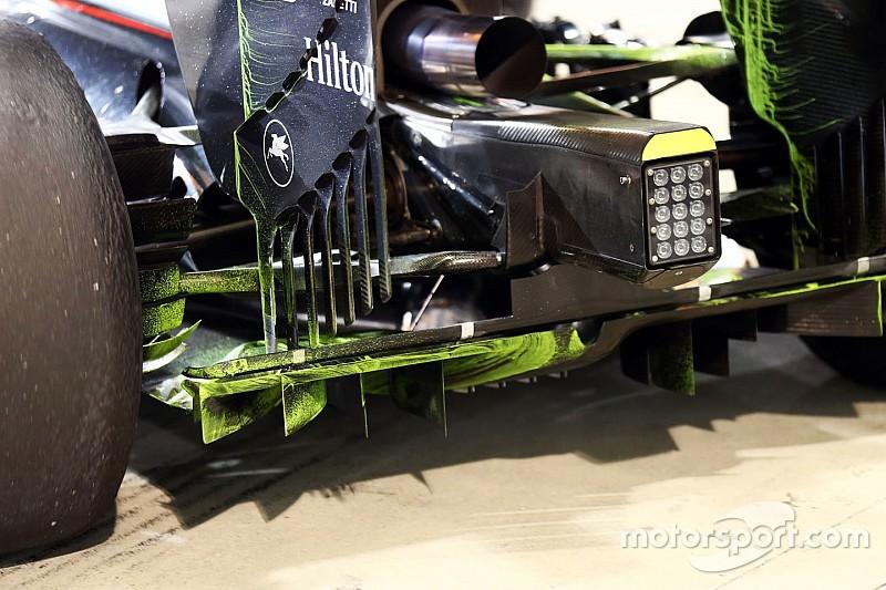 提高下压力重回F1的2017年技术议题