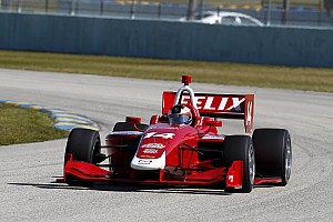 Indy Lights Breaking news European F3 champion Rosenqvist makes Indy Lights switch