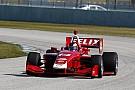 European F3 champion Rosenqvist makes Indy Lights switch