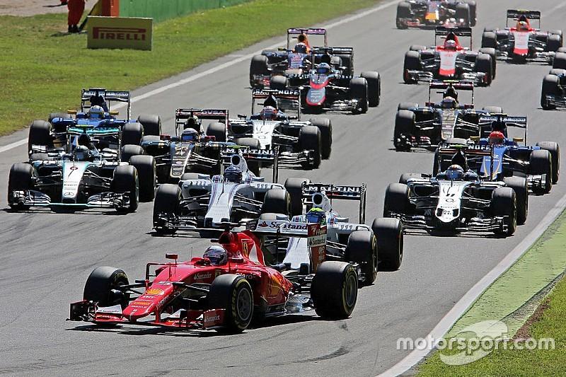 F1 confirma nova classificação e carros mais rápidos em 2017