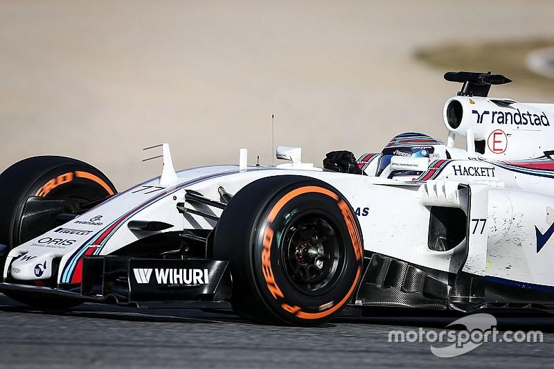 威廉姆斯技术主管西蒙兹:新的排位方式将搅乱F1发车区