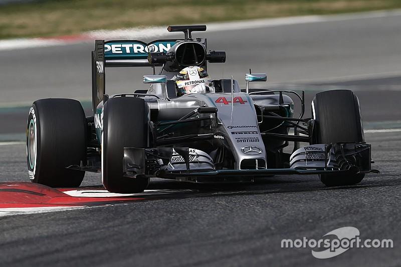 Хэмилтон назвал глупыми планы сделать машины Ф1 тяжелее