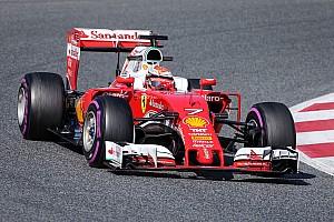 F1巴塞罗那测试: 莱科宁最快,阿隆索悲剧