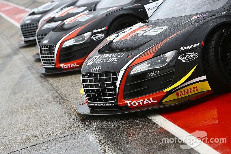 WRT Audi announces Blancpain GT line-up