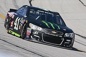Monster Energy NASCAR Cup Kwalificatieverslag Kurt Busch pakt pole-position in Atlanta na diskwalificatie broer Kyle