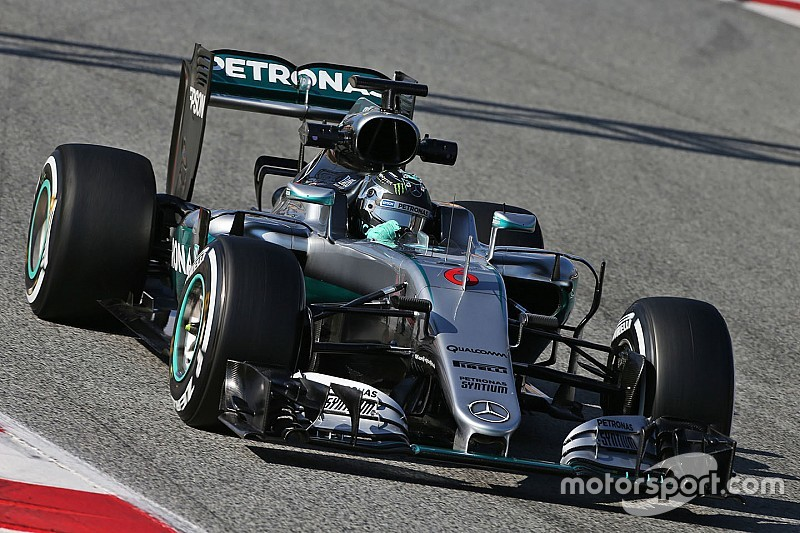 Massa advierte que Mercedes dominará en 2016