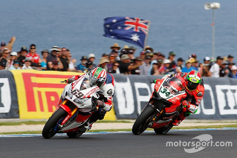 """Hayden """"disappointed"""" to miss out on debut Superbike podium"""
