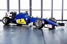 Sauber presenta su auto 2016