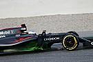 В McLaren не собираются отходить от принципа