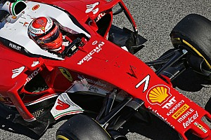 Формула 1 Отчет о тестах Райкконен показал лучшее время в предпоследний день тестов