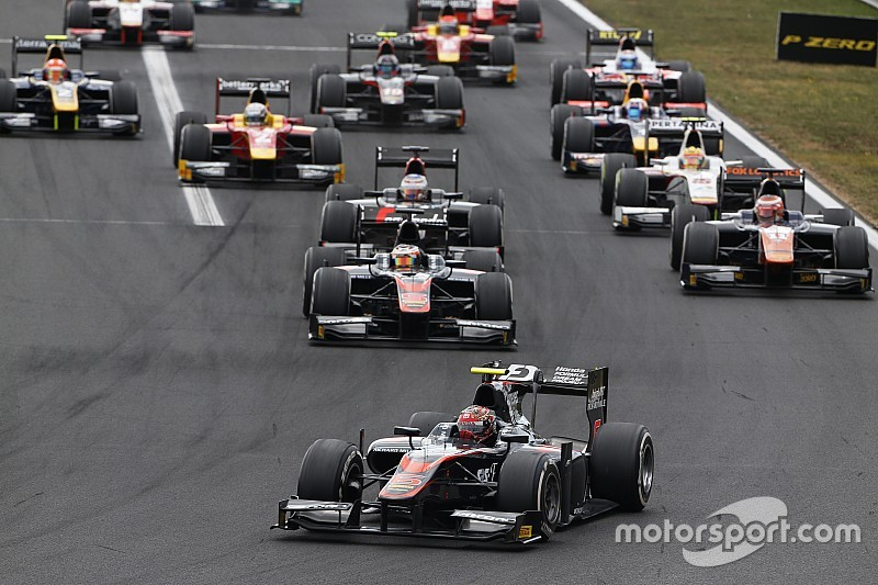 GP2 calendar confirms no Sochi, Sepang return
