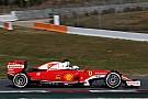 Vettel es el más veloz y Mercedes sufre su primera falla