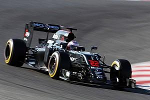 Формула 1 Новость Финальная версия McLaren MP4-31 появится только в Австралии