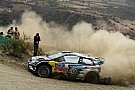 Latvala manda por 30 segundos en el Rally México