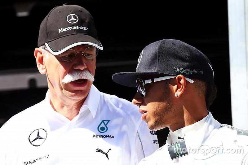 В Mercedes не разделяют недовольства Экклстоуна Формулой 1