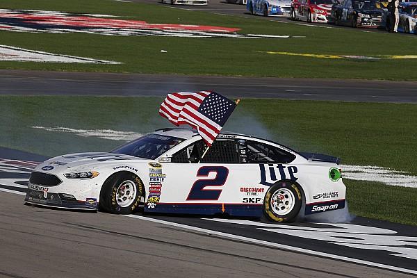 NASCAR Cup Primo centro stagionale per Brad Keselowski a Las Vegas