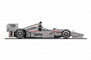IndyCar Top List Galería: Los autos de IndyCar 2016