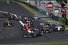 Confira os horários do GP da Austrália de F1