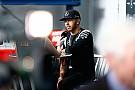Hamilton onder de indruk van progressie bij Ferrari