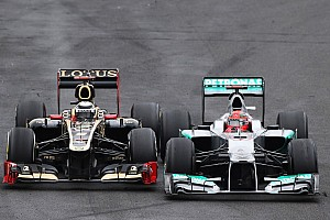 Formule 1 Interview Retour sur l'identité réinventée de Lotus F1 avec Stéphane Samson