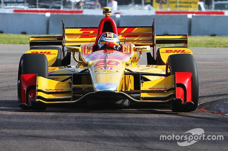 Хантер-Рей обеспокоен отставанием Honda от Chevrolet