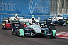 IndyCar-Startaufstellung St. Petersburg