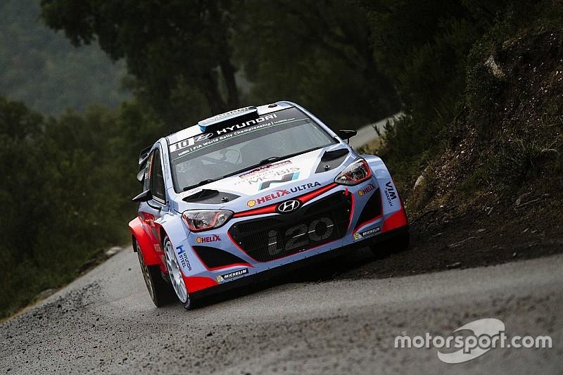 Abbring met Hyundai in WRC-rally's van Portugal en Italië