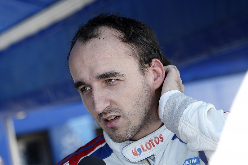 "Kubica says Mugello 12 Hours is ""just for fun"""