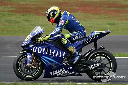 Galería: todas las motos de Valentino Rossi