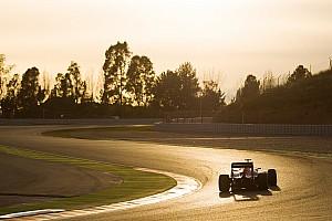 Fórmula 1 Análisis Atrapados en sus redes