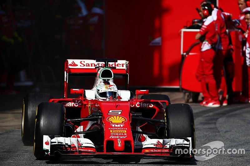 Ferrari es el equipo que más tokens ha utilizado antes de la temporada