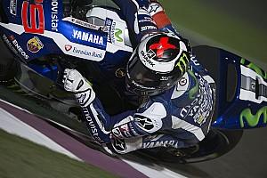 MotoGP Résumé d'essais libres Lorenzo leader, Rossi lui emboîte le pas
