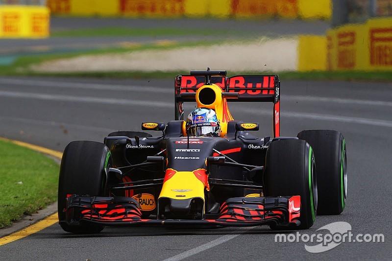 """""""Wisselende omstandigheden kans voor Red Bull"""", aldus Ricciardo"""