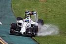 Após dar apenas oito voltas, Massa lamenta chuva